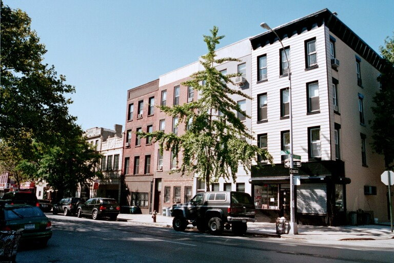Court Street, Brooklyn. Photo by Jerome Krase.